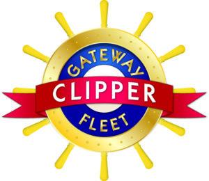 Gateway Clipper Wheel Logo color